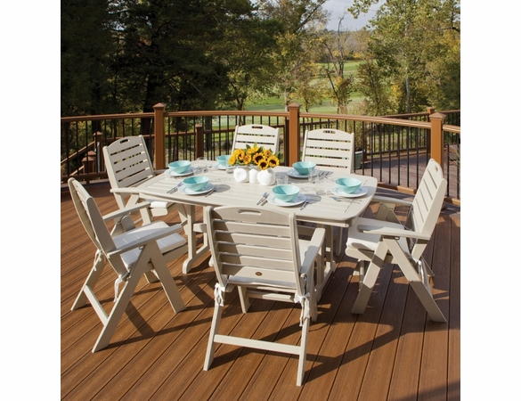 TREX® Yacht Club 6 Seat Dining Set - Currently Unavailable