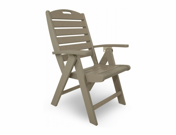 TREX Yacht Club High Back Chair