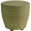 Whitecraft by Woodard Oasis Wicker End Table