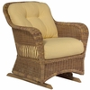 Whitecraft by Woodard Sommerwind Wicker Single Glider