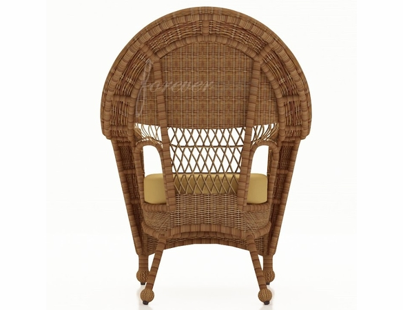 Wicker Forever Patio Catalina Dining Chair
