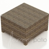 """Wicker Forever Patio Cypress 32"""" Square Coffee Table"""