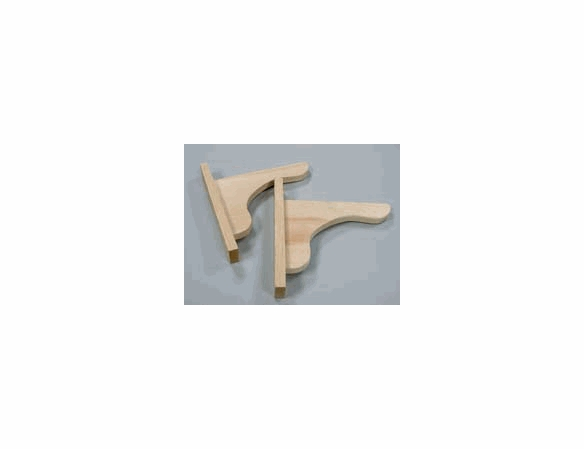 Windowbox Mounting Brackets - Pair - Currently Out of Stock