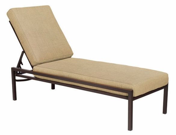 Woodard Salona Adjustable Chaise Lounge