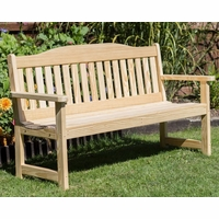 Yellow Pine Benches