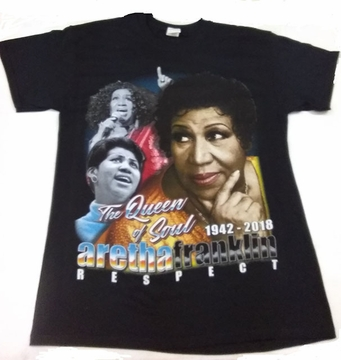 Aretha Franklin T-Shirts