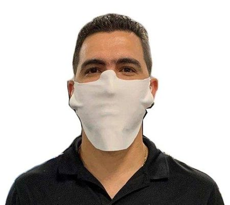 Washable and Reusable Cloth Guard Face Mask - Made in USA