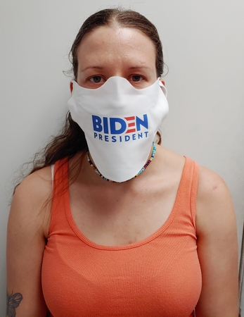 Joe Biden 2020 Safety Face Mask