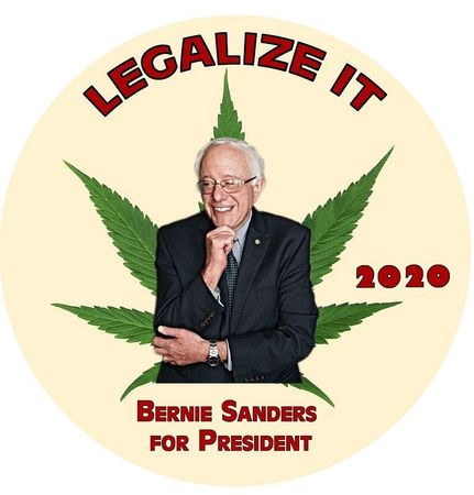 Legalize It Bernie 2020