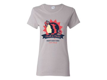 """Ladies """"Truth to Power"""" Orlando 1.19.19 Women's March Florida T-Shirt"""