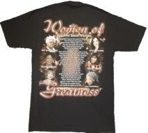 New! Positive African American Women of Greatness Beautiful Black Woman T-Shirt