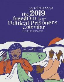 Certain Days 2019 Freedom for Political Prisoners Calendar