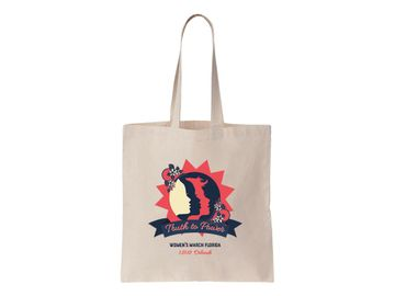 """""""Truth to Power"""" Orlando 1.19.19 Women's March Florida Tote Bag"""