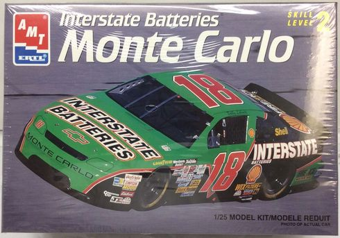 AMT ERTL 8186 Bobby Labonte #18 Interstate battery 1:25 scale kit