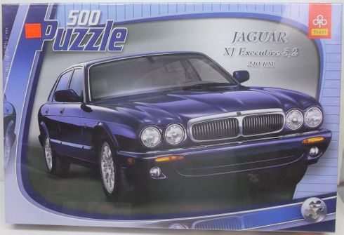 Trefl 37036 Jaguar XJ Executive 3,2 240KM 500 Piece Puzzle