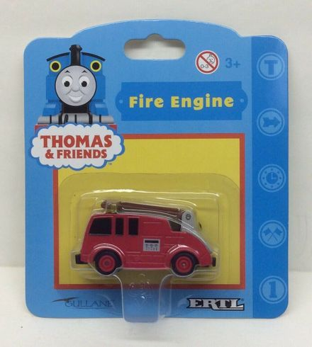"""ERTL Thomas And Friends 34115 """" Fire Engine """""""