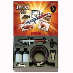 Paasche PAS2000VL VL Airbrush Kit w/#3 Needle