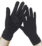 Arthritis Gloves Women -Copper Compression Gloves