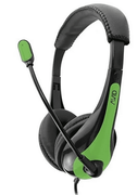 Avid Education 8EDU-12CPAE-36GRN Headphone - Classroom 12 Pack Green