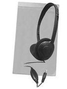 Avid Education 8EDU-AE711V-CA Volume Control Headset