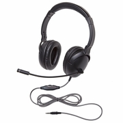Califone 1017MT NeoTech Plus Series Headset with 3.5mm stereo plug