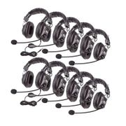 Califone 3068-style Headset with To Go Plug - 10 Pack - without Case