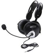 Califone 4100 Series Stereo Headset with To Go Plug