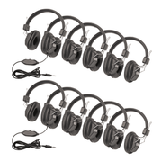 Califone Child-sized 3068-style Headphone - 10 Pack