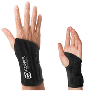 Copper Compression Wrist Brace