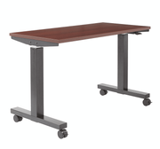 Office Star Height Adjustable Table 48x24