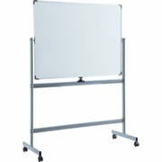 Lorell Magnetic 72L x 42H Whiteboard Easel
