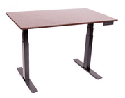 """Luxor 60"""" 3-Stage Dual-Motor Electric Stand Up Desk"""