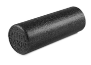 "OPTP Black AXIS Firm Foam Roller - Round 18""x6"""