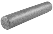 "OPTP Silver AXIS Standard Foam Roller - Round 36""x6"""