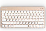 Penclic 2059-US KB3 Mini Keyboard Bluetooth, Wired - Gold
