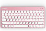 Penclic 2059-US KB3 Mini Keyboard Bluetooth, Wired - Pink