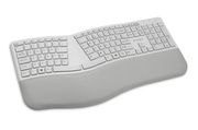 Pro Fit� Ergo Wireless Keyboard and Mouse - Gray