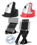 R-Go Tools Ergonomic Keyboard, Mice and Stands