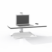 Safco Rise Electric Sit/Stand Desktop