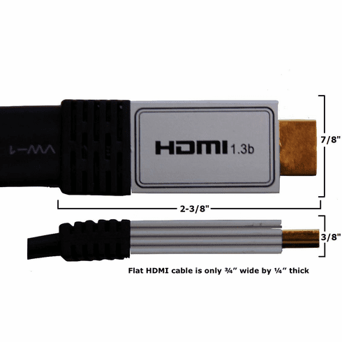 3 ft HDMI Cable