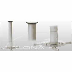 ATLONA UNIVERSAL PROJECTOR MOUNT up to 38' EXTENSION ( SILVER )