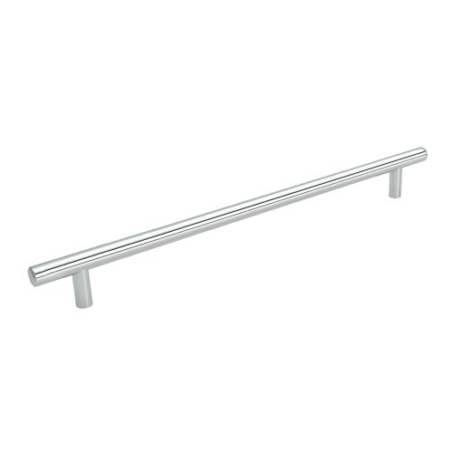 Cosmas 305-480CH Polished Chrome Euro Style Bar Pull