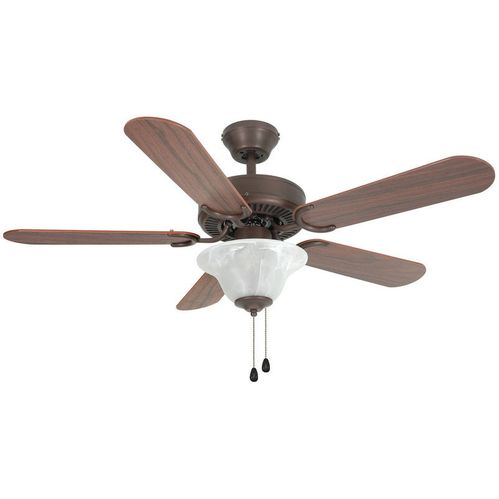 "Oil Rubbed Bronze 42"" Ceiling Fan w/ Light Kit : 3595"