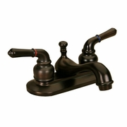 Oil Rubbed Bronze Bathroom Vanity Faucets