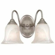 Satin Nickel Interior Lights