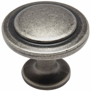 Weathered Nickel Knobs and Pulls