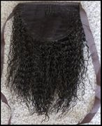 10 inch tie on Synthetic clearance ponytail Color 4