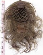 11 inch accordion hairpiece color 14