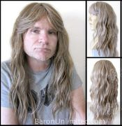 Beach Synthetic Man's Wig- one left