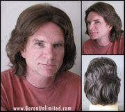 Bill 70s Style Costume Wig - one left